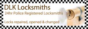 DLK Locksmiths in Essex, Hertfordshire, London, Suffolk and Cambridgeshire